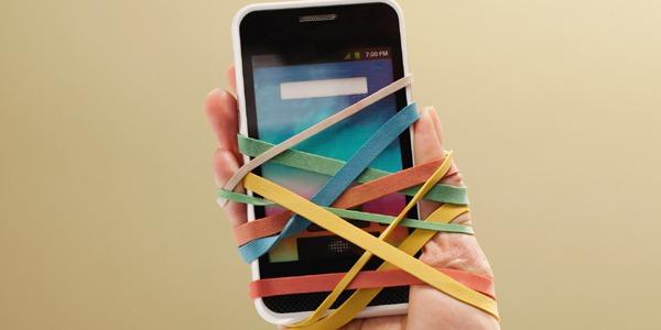 Peligros que supone la adicción al móvil
