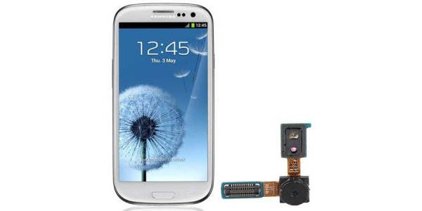 Sensor ultravioleta del Samsung Galaxy Note 4