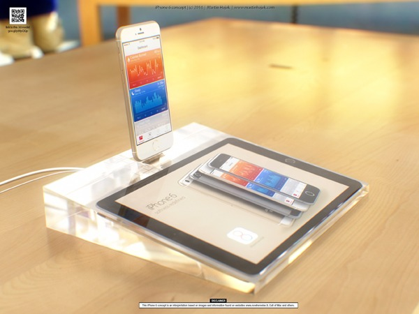 Almacenamiento interno del iPhone 6