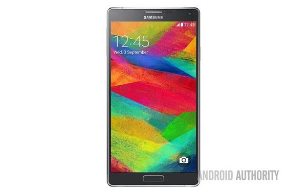 Se filtran fotografías detalladas del Samsung Galaxy Note 4