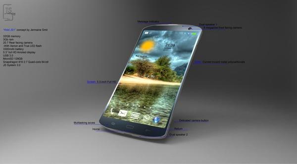 Estas son todas las imágenes que han aparecido en relación al Samsung Galaxy Note 4