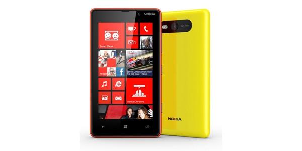 El Nokia Lumia 820 comienza a recibir la actualización de Lumia Cyan en Europa