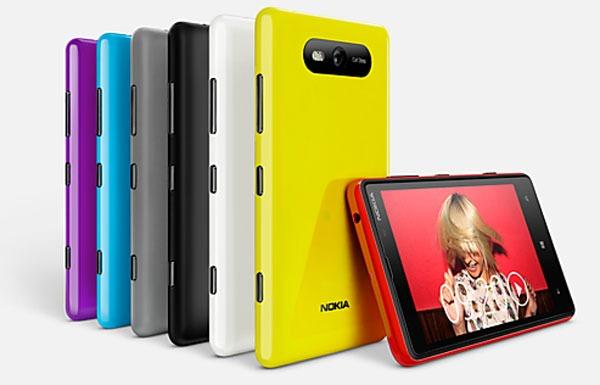 Actualización de Lumia Cyan para el Nokia Lumia 820