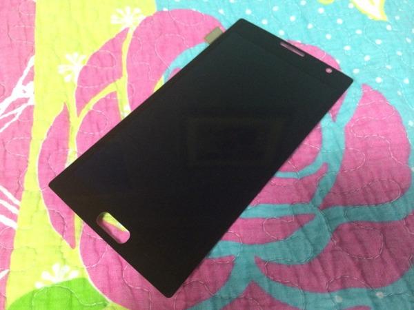 Aparecen más imágenes del panel frontal del Samsung Galaxy Note 4