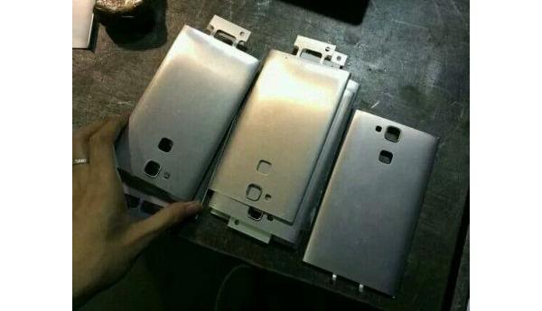 Se filtran nuevas fotografías del panel trasero del Huawei Ascend D3