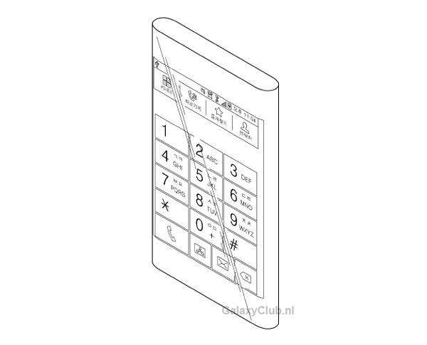El móvil con tres caras de Samsung podría llamarse Samsung Galaxy Note Edge