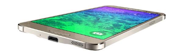 El Samsung Galaxy S6 y el Note 4 podrían incorporar una carcasa con laterales metálicos