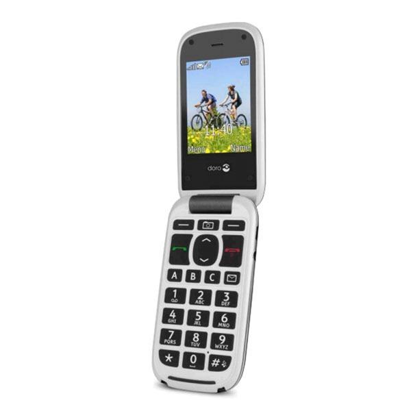 Doro PhoneEasy 613, un móvil plegable para mayores