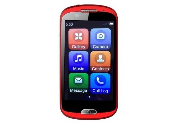 HaierPhone E-ZY A6, el móvil destinado a las personas mayores