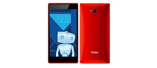 HaierPhone W861, un móvil de cinco pulgadas con 4G