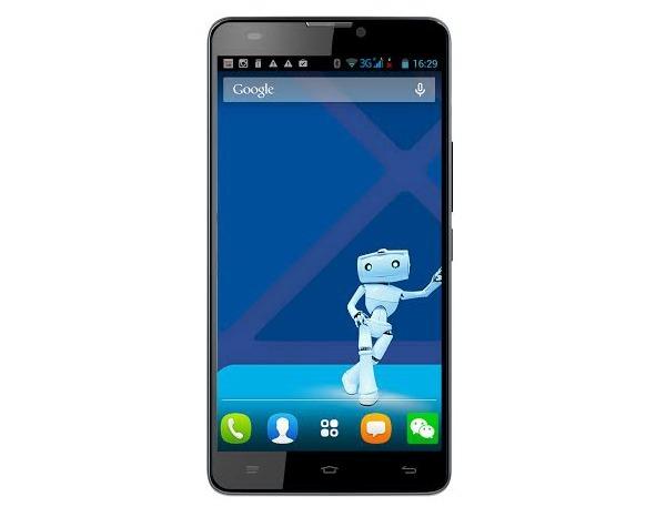 HaierPhone W970, un móvil delgado con una pantalla de seis pulgadas