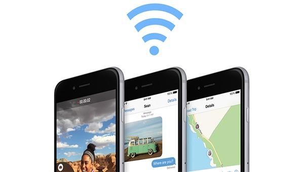 Algunos usuarios reportan problemas con la conectividad de WiFi en iOS 8