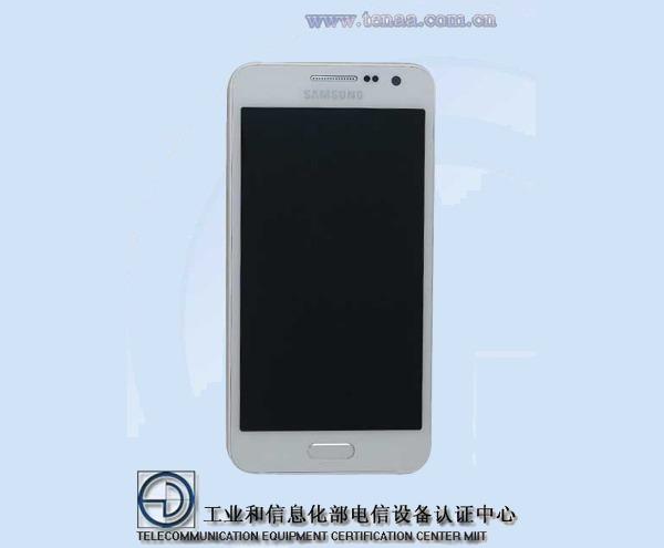 El Samsung Galaxy A3 deja ver su aspecto en una nueva certificación
