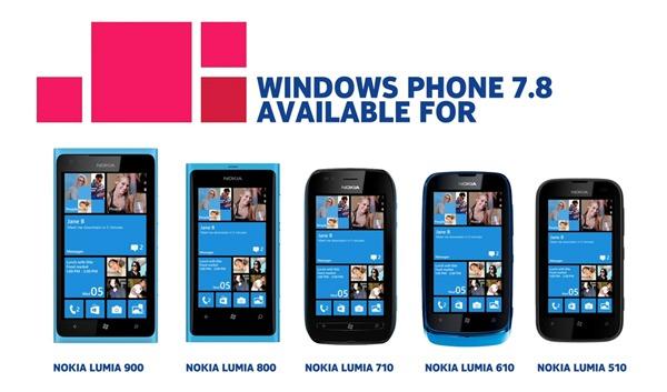 Microsoft extiende el soporte del sistema operativo Windows Phone 7.8