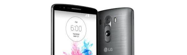 El LG G3 recibe una actualización de sistema operativo