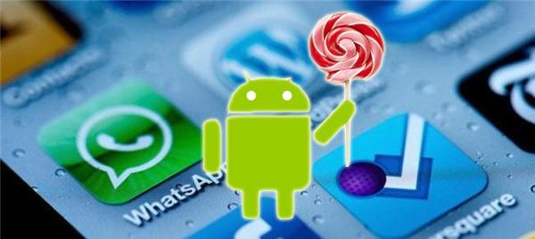 Android 5.0 Lollipop podría permitir eliminar las aplicaciones de las operadoras