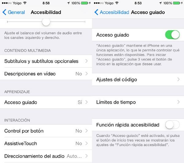 Cómo configurar un límite de tiempo para el uso del iPhone o
