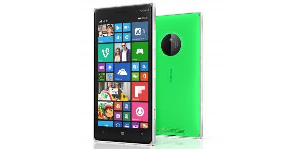 El Nokia Lumia 830 llegará a España esta semana