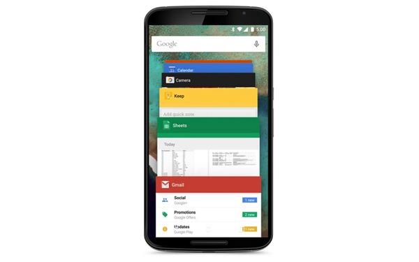As 237 Son Las Novedades De Seguridad Que Android 5 0