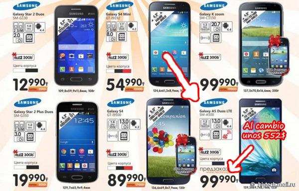 el precio del iphone 7 plus