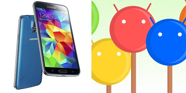 El Samsung Galaxy S5 podría actualizarse a Android 5.0 Lollipop en diciembre