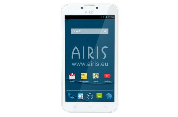 Airis TM60Q, nuevo móvil de seis pulgadas por 160 euros