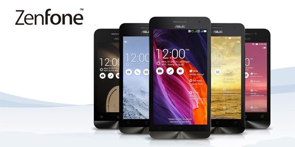 Los nuevos móviles ZenFone de Asus llegan a España