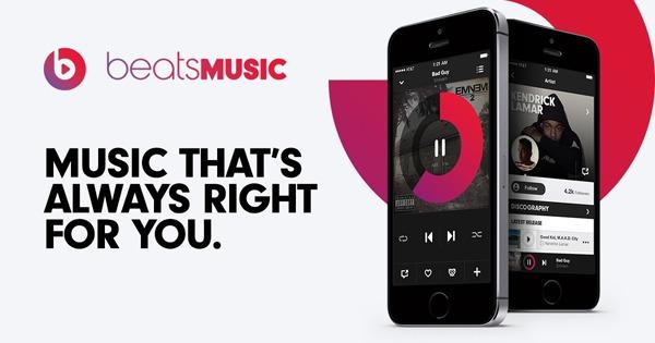Apple podría instalar automáticamente la aplicación de Beats Music en todos los iPhone, iPad y iPod