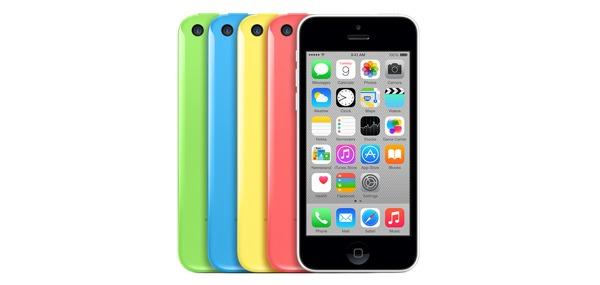 Apple podría terminar la fabricación del iPhone 5C en 2015
