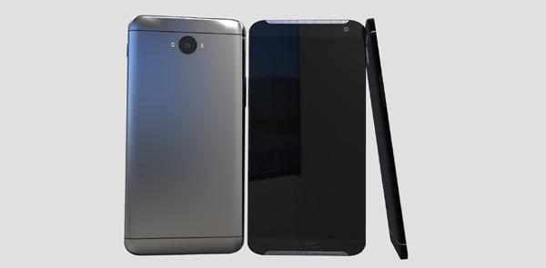 Comienzan a aparecer los primeros conceptos del HTC One M9