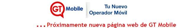 GT Mobile, nueva operadora de bajo coste con tarifas desde cinco euros