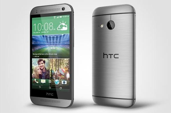 El HTC One mini 2 ya está disponible en España por 400 euros