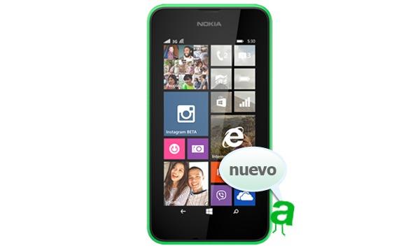 Nokia Lumia 530, precios y tarifas con Amena