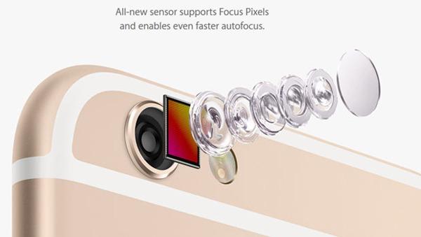 El iPhone 6S podría incorporar una cámara con doble-lente