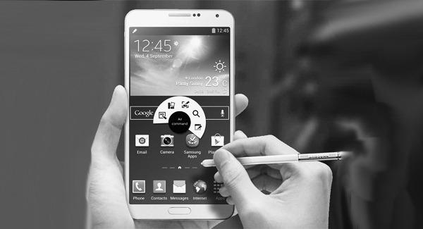 Samsung estaría trabajando en una pantalla de 5.9 pulgadas con 4K para el Note 5