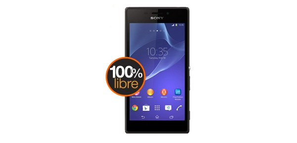 Sony Xperia M2, precios y tarifas con Orange