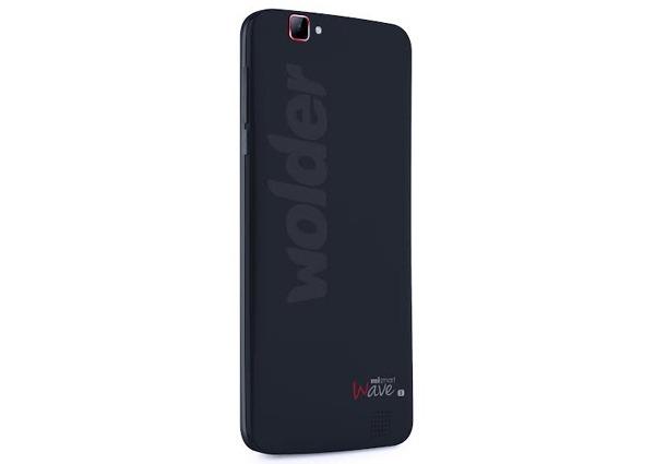Wolder miSmart WAVE8, móvil con procesador de ocho núcleos ...