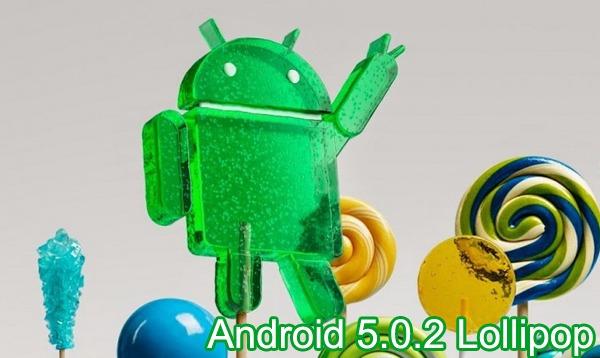 Ya está aquí la actualización de Android 5.0.2 Lollipop