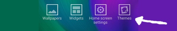 Más detalles acerca de la personalización de la nueva interfaz TouchWiz de Samsung