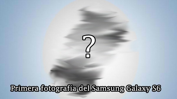 Filtrada una fotografía de un prototipo del Samsung Galaxy S6