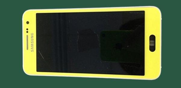 Samsung SM-G430, filtrado el aspecto de un nuevo móvil de Samsung