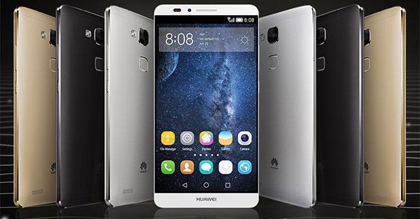 El Huawei Ascend Mate 7 ya está disponible en España