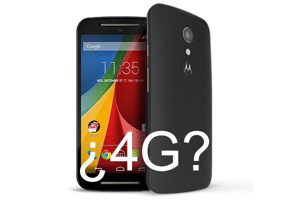Motorola Moto G con 4G LTE, primeros datos filtrados