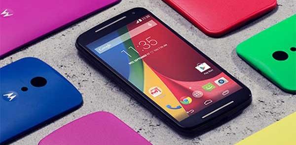 Los Motorola Moto G comienzan a actualizarse a Android 5.0.1 Lollipop