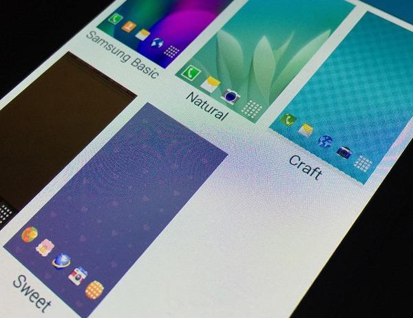 Aparecen más imágenes de la nueva versión de la interfaz TouchWiz de Samsung