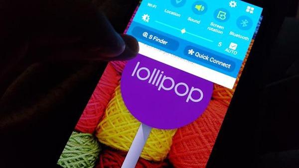 Nuevas imágenes de la interfaz TouchWiz de Samsung funcionando bajo Android 5.0 Lollipop