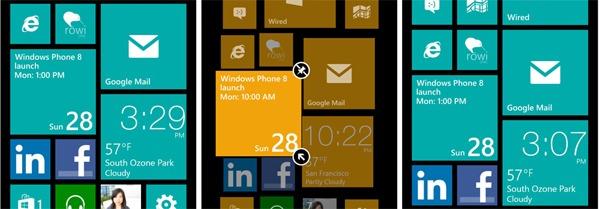 Windows 10 para móviles podría traer consigo un nuevo sistema de losetas interactivas