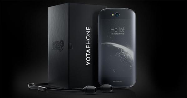 El YotaPhone 3 ya está en desarrollo