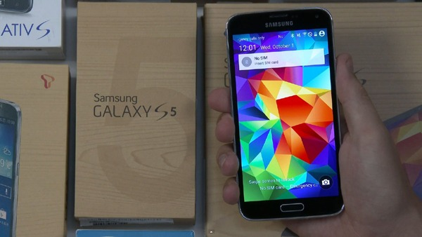 El Samsung Galaxy Note 4, Note 3 y S4 se actualizarán a Lollipop en enero