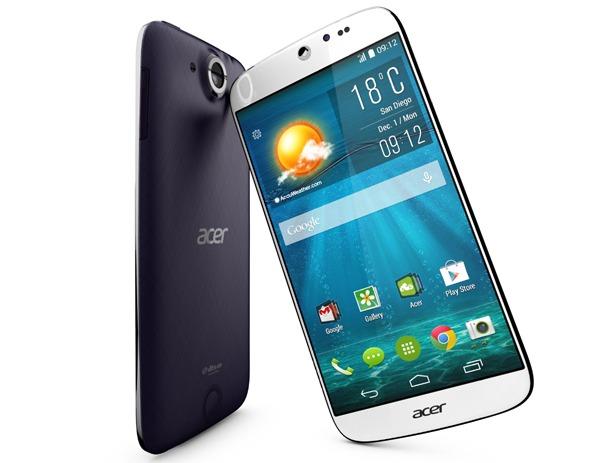 El Acer Liquid Jade S estará disponible el 15 de febrero por 300 euros